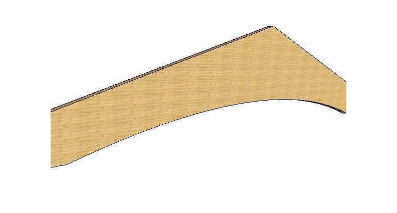 Trave boomerang
